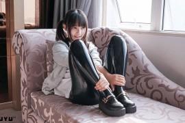 [神楽坂真冬] Discovery探索频道胶袜特辑 黑色皮裤系列 [169P+1V 2.99G]