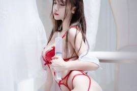 过期米线线喵 红色小护士 [31P/95.1M]