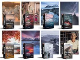 风光摄影大师DanielKordan季节人像八套魔幻风光大片PS/LR预设
