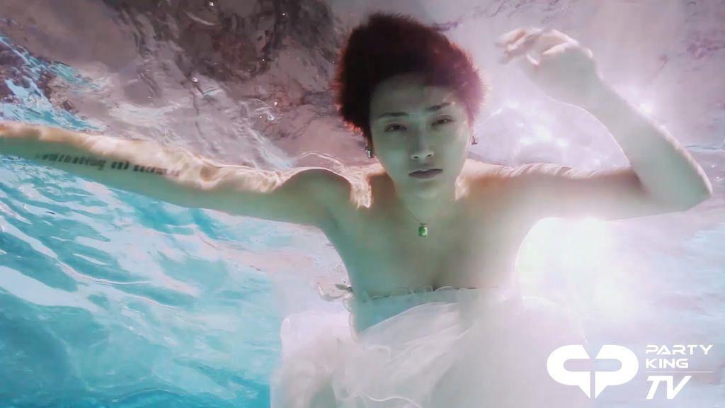 [108TV酱] 韩卓尔 水底唯美舞蹈 [1V/1080P/129M]