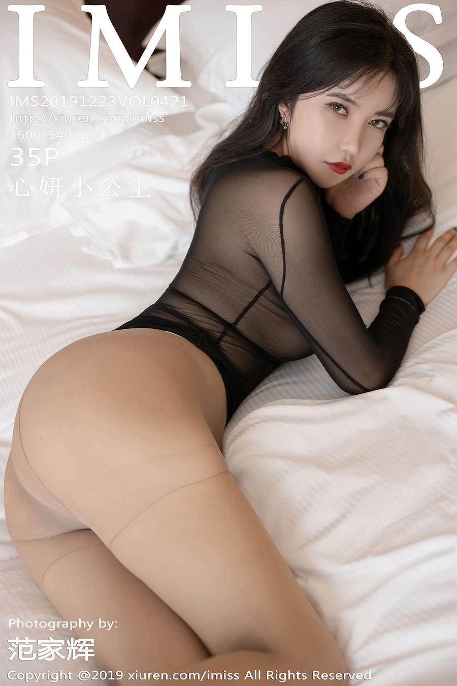 [IMISS爱蜜社] VOL.421 心妍小公主 [35+1P/82M]