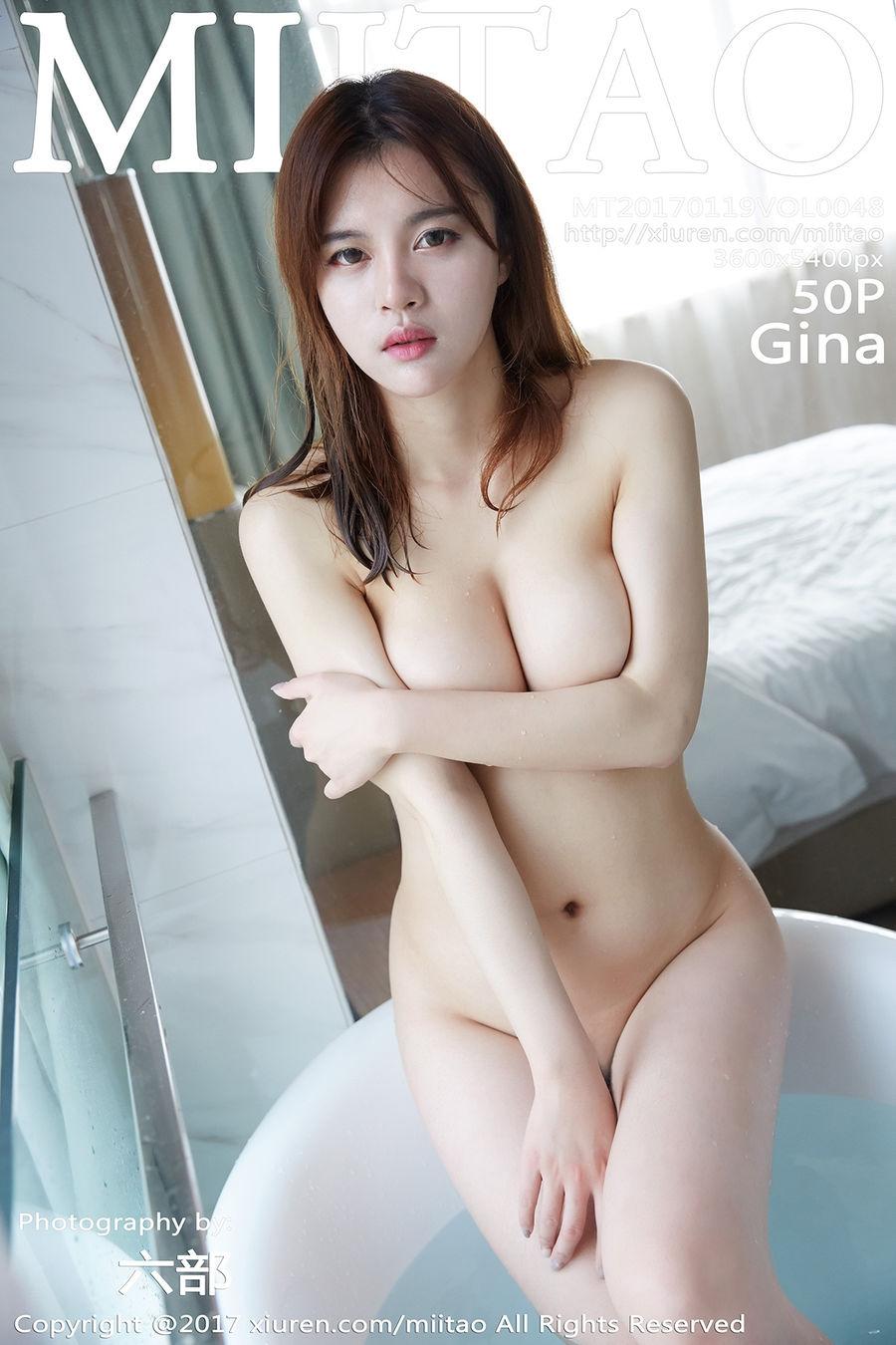 [MiiTao蜜桃社] VOL.048 Gina [50+1P/125M]