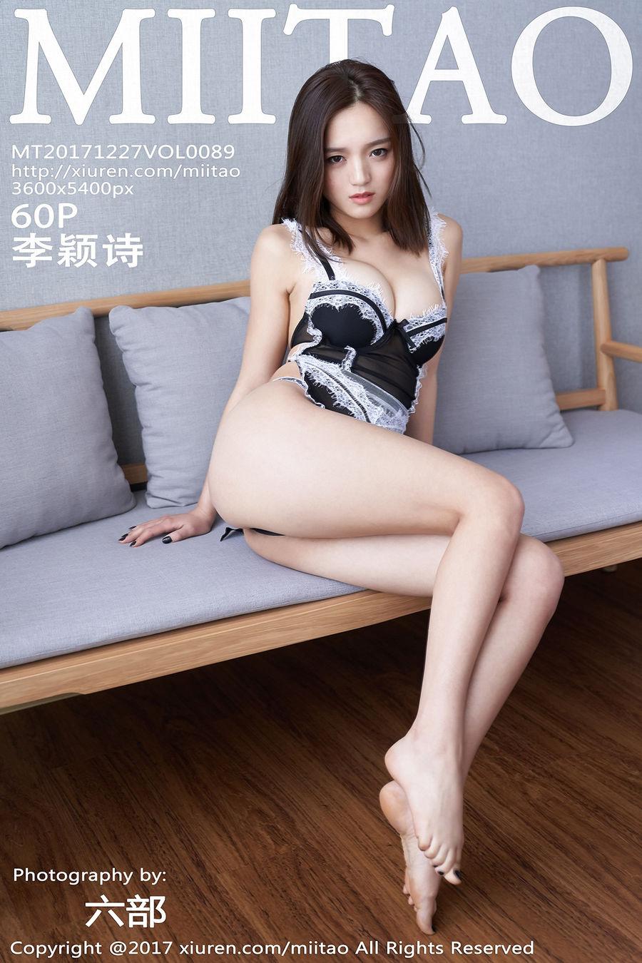 [MiiTao蜜桃社] VOL.089 李颖诗 [60+1P/152M]